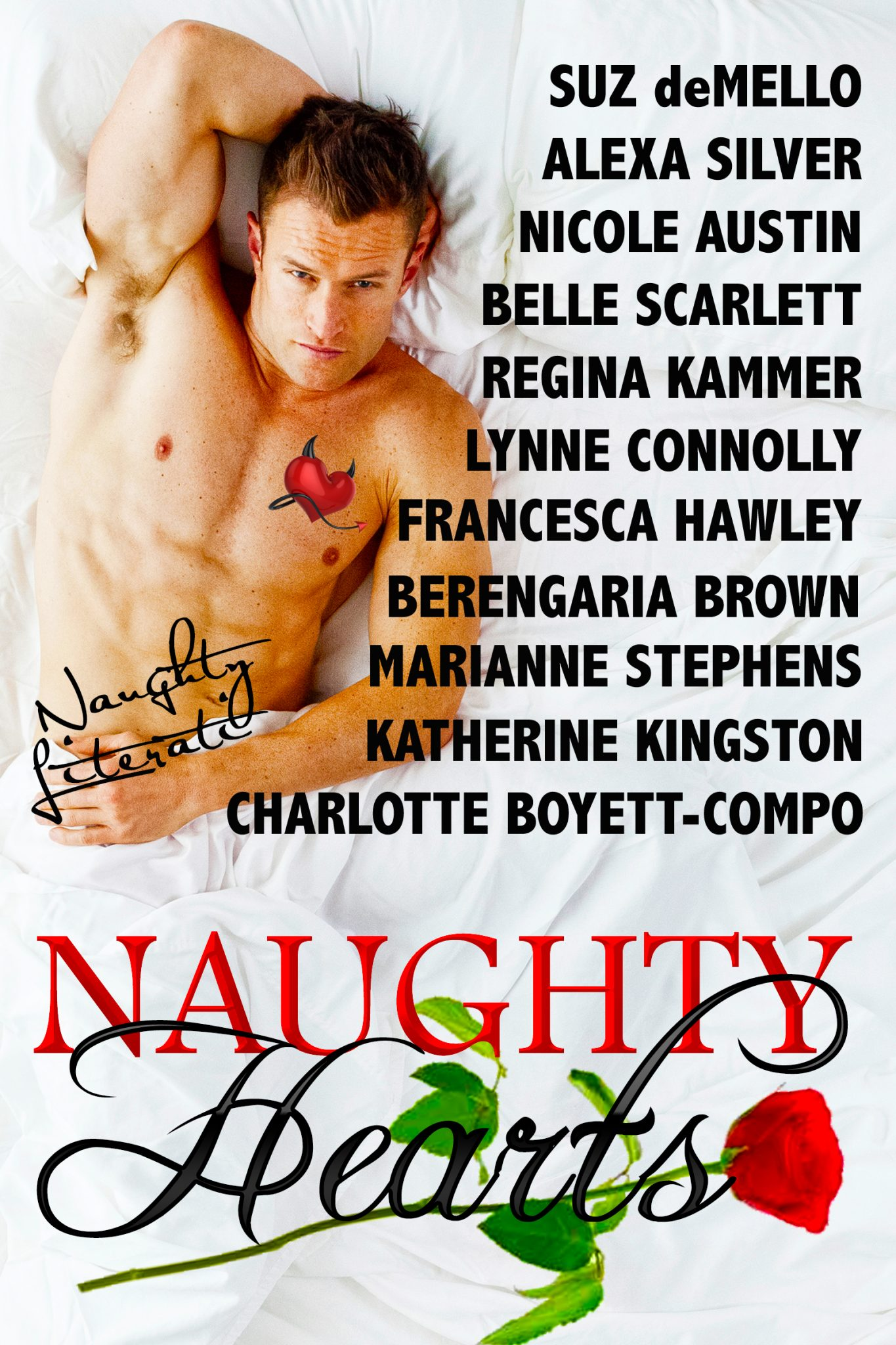 Naughty Hearts V2